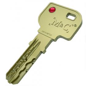 M&C Condor sleutel