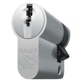 Mauer DT1 halve veiligheidscilinder SKG3
