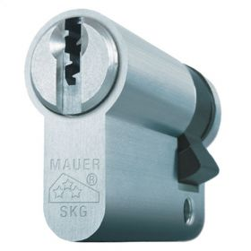 Mauer F3 halve veiligheidscilinder SKG3