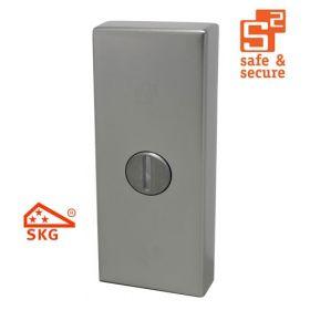 S2 veiligheidsrozet SKG3 recht F1 Aluminium